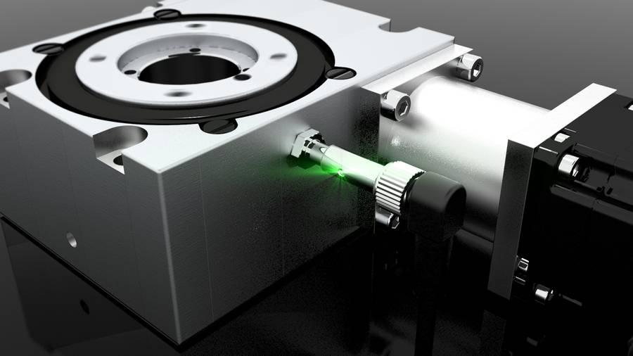 DT 80/100 Referenzpunktschalter | IEF-Werner