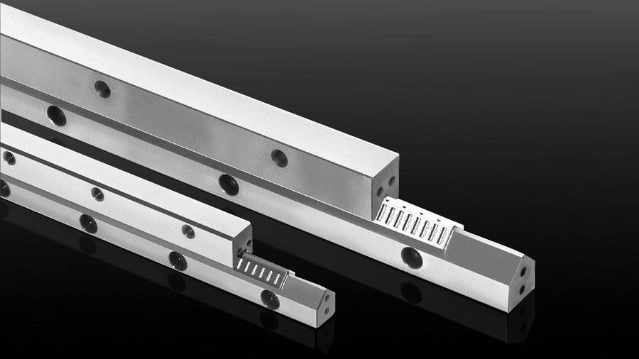 Needle roller guide rails  Type N/O | IEF-Werner