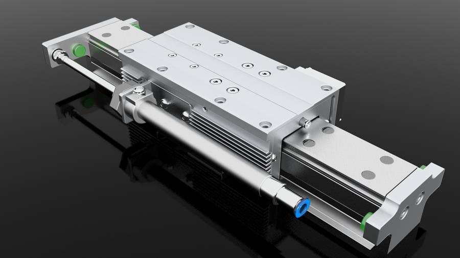 Direktantriebe euroLINE 32 KLA-Z | IEF-Werner