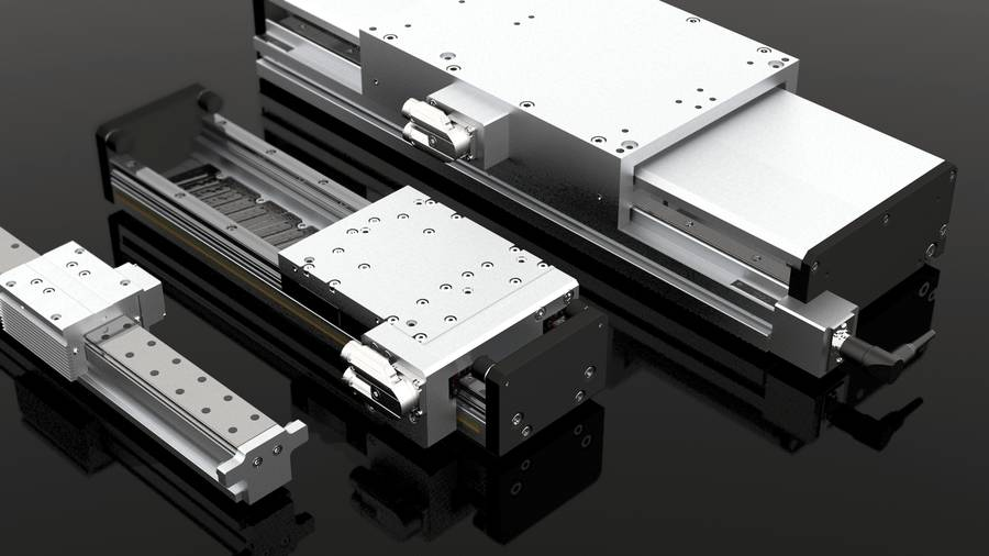 Linear drives Direct drives | IEF-Werner