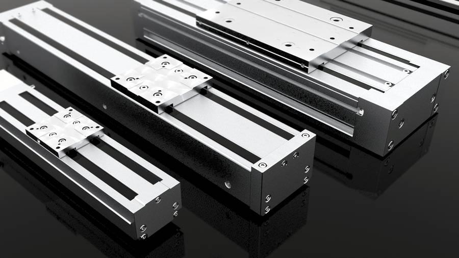 Linearantriebe Spindelantriebe | IEF-Werner