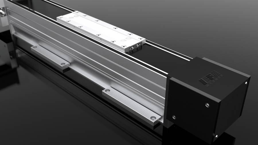Zahnriemenantriebe Modul 115/25 | IEF-Werner