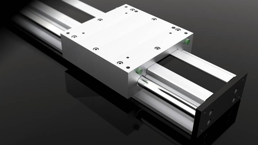 Zahnriemenantriebe Modul 142 | IEF-Werner