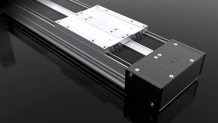 Zahnriemenantriebe Modul 160/15 | IEF-Werner