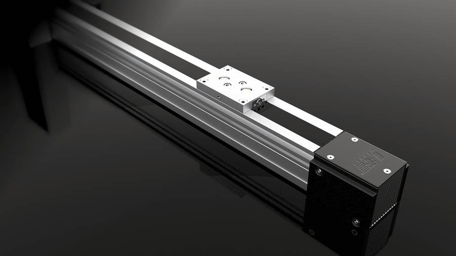 Zahnriemenantriebe Modul 65/15 | IEF-Werner