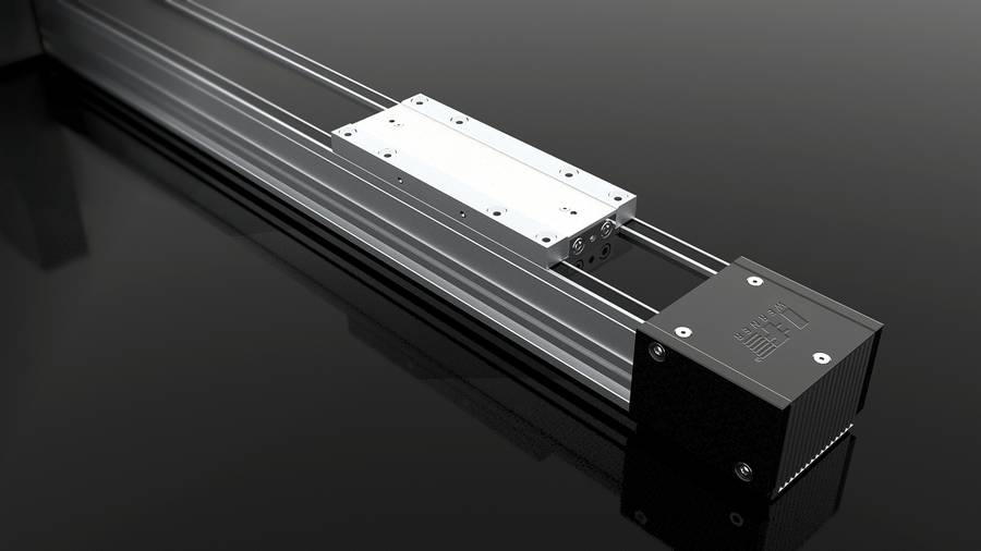 Zahnriemenantriebe Modul 80/15 | IEF-Werner