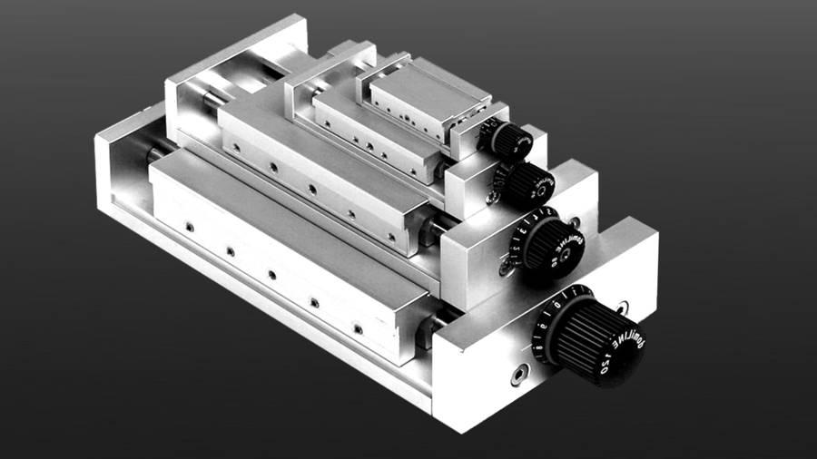 Linear adjuster Standard adjuster | IEF-Werner