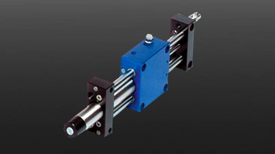 Pneumatic sliding modules | IEF-Werner