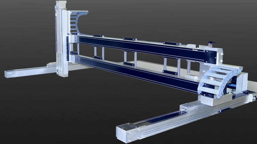 Positioniersysteme Modul 80/15 ZR 10 | IEF-Werner