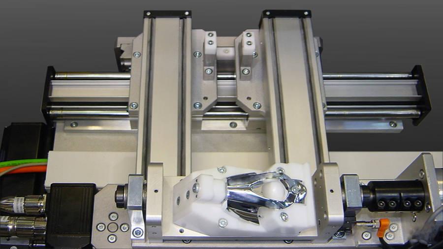 Positioniersysteme Winkelverstellung | IEF-Werner