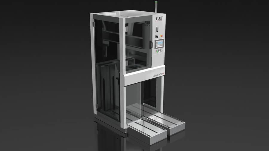 Palettierer varioSTACK CF | IEF-Werner