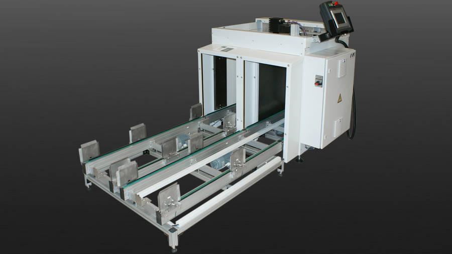 Palletiser varioSTACK Pallet handling | IEF-Werner