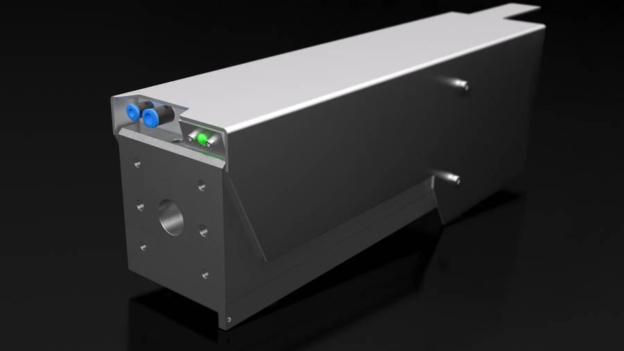 Compressed air / vacuum supply | IEF-Werner