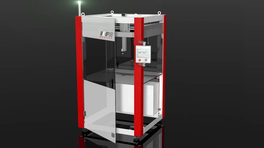 Standardzelle roboCELL | IEF-Werner