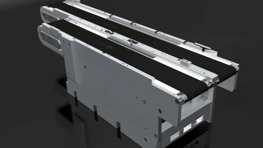 Transportsystem smallFLEX | IEF-Werner