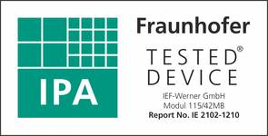 Modul 115/42 MB Tested Device | IEF-Werner