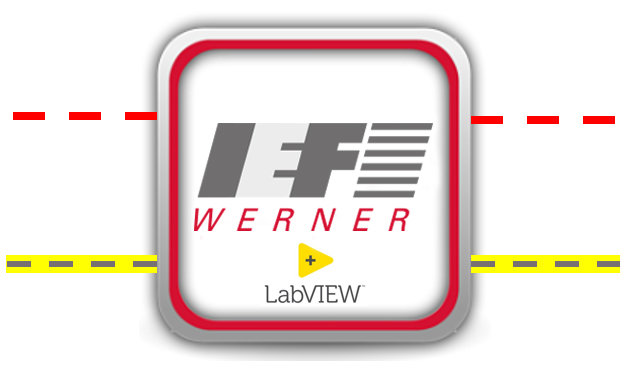 PA-CONTROL mit LabView | IEF-Werner