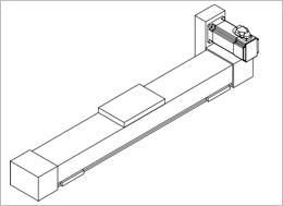 Motoranbauvariante 1 Modul 115/42 | IEF-Werner