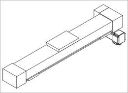 Motor assembly variant 3 Modul 105   IEF-Werner