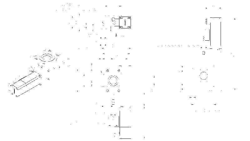 Zeichnung Drehtisch DT 80/100 | IEF-Werner
