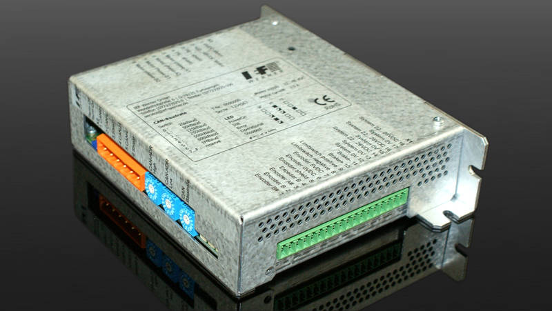 Power output stages LE 8-80 | IEF-Werner