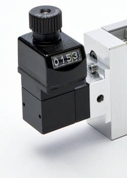 Mechanical position indicator domiLINE | IEF-Werner