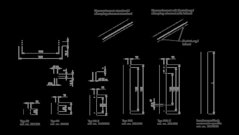 Modul 115/25 Spannelemente | IEF-Werner