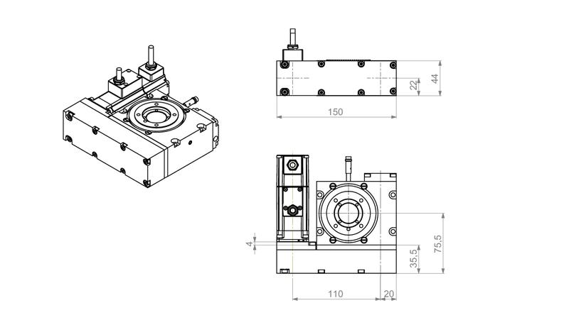 Belt gear | IEF-Werner