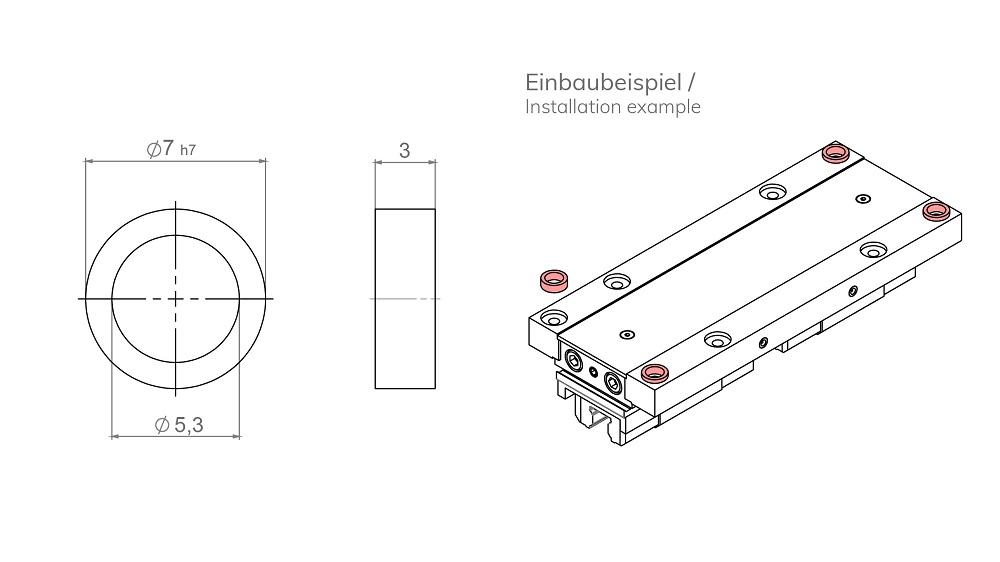 Zentrierring euroLINE 120 | IEF-Werner