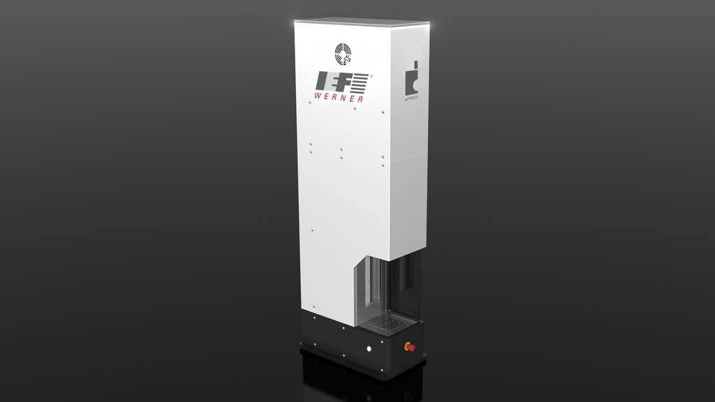 Servopresse aiPRESS 100 kN | IEF-Werner